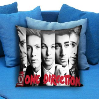 1D One Direction Pillow Case