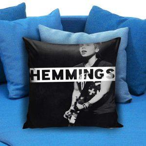 5 Second Of Summer Luke Hemming Pillow Case