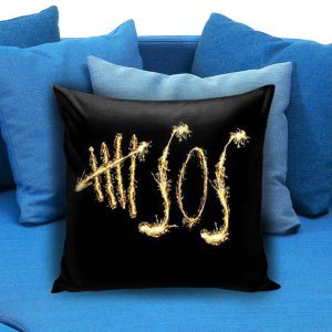 5 seconds of summer 5sos pillow case