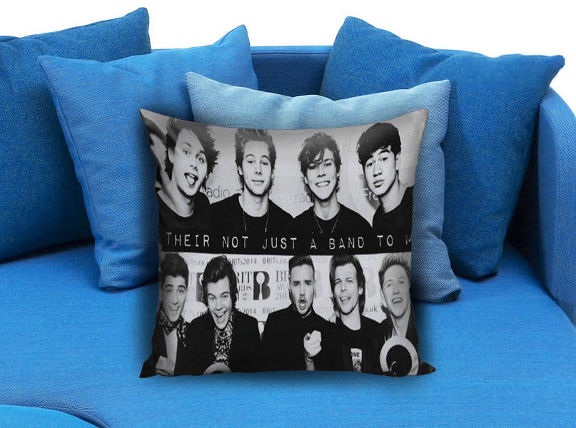 5 Sos And One Direction Pillow Case Pillowmug Com