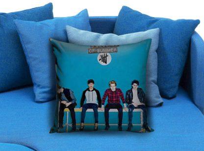 5sos 5 Seconds of Summer Album Cover Pillow Case