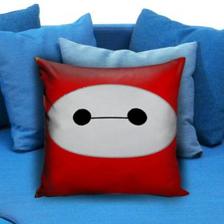 Baymax Face Big Hero 6 Pillow Case