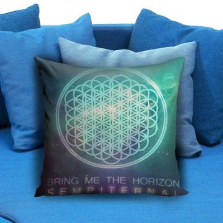 Bring Me The Horizon Sepiternal Pillow Case