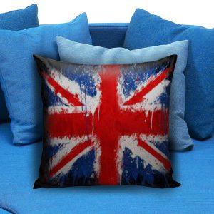 British Flag Pillow Case