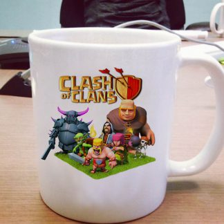 Clash of Clans coc mug