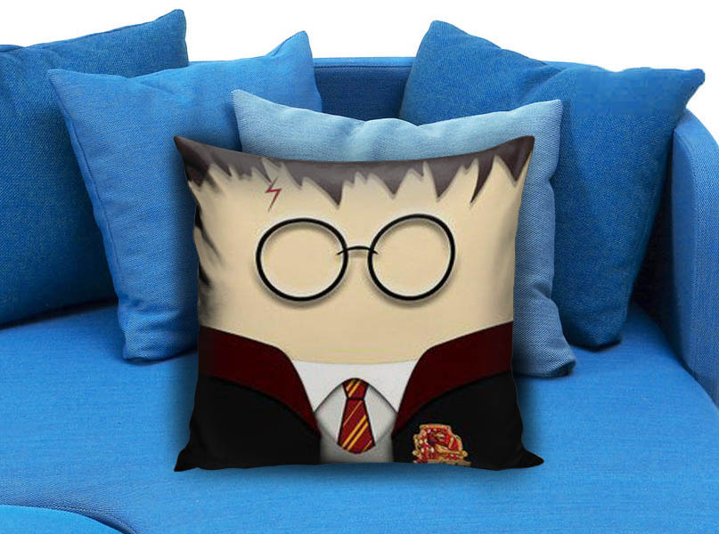 Cute Kawaii Harry Potter Face Pillow Case Pillowmug Com