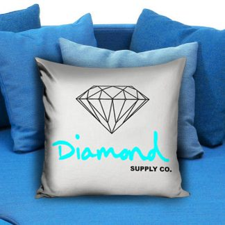 Diamond Supply Co Pillow Case