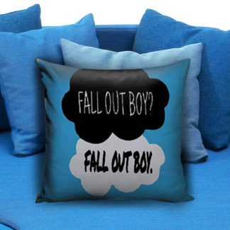 Fall Out Boy Okay Pillow Case