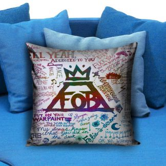 Fall out boy Pillow Case