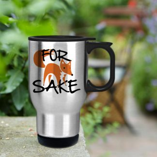 For Fox travel mug
