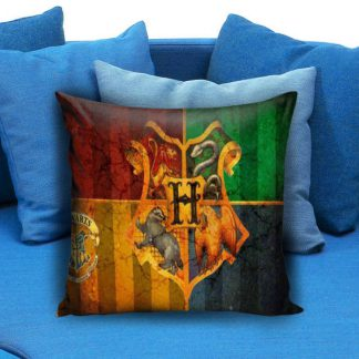 Harry Potter Hogwart School Pillow Case