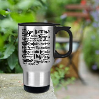 Harry Potter Magic Spells Mug
