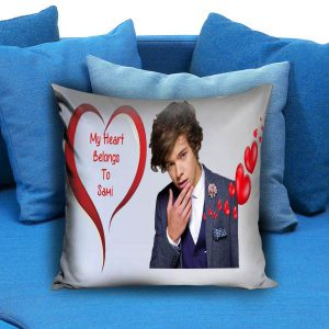 Harry Styles One Direction Pillow Case