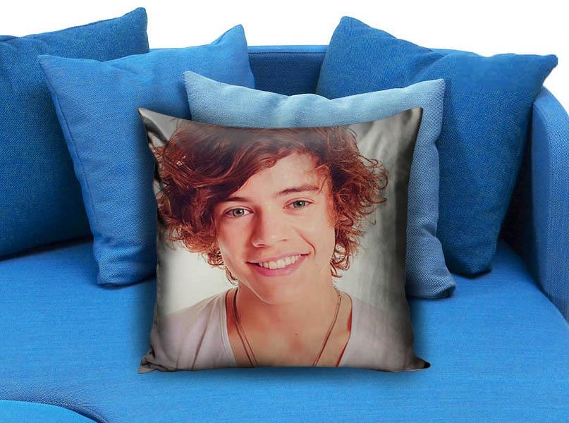 Harry Styles Pillow Case