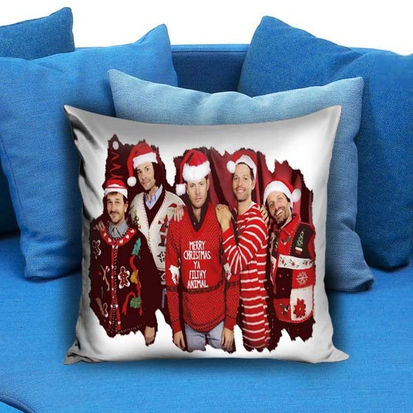Have a Very Supernatural Christmas Pillow Case