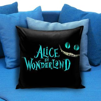 Hot Alice in Wonderland Pillow Case