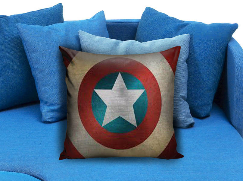 Hot shield captain america Pillow Case