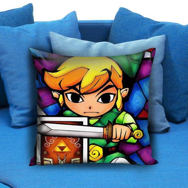 Legend of Zelda Pillow Case