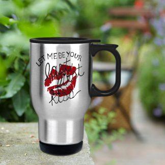 Let me be your firt kiss 1D Design mug