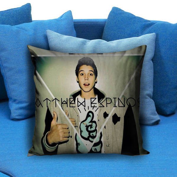 Matt Espinosa Magcon Boys Pillow Case