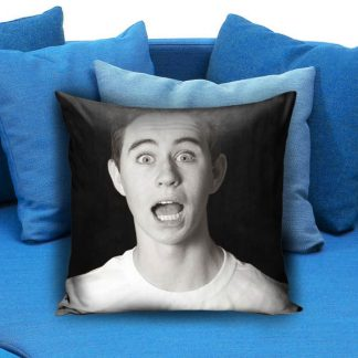 Nash Grier Pillow Case