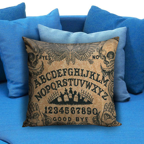 Ouija board horror movie Pillow Case