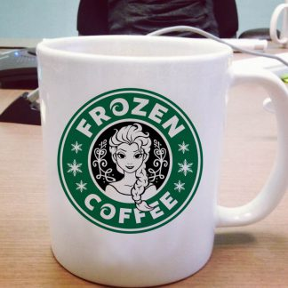 disney frozen starbucks logo