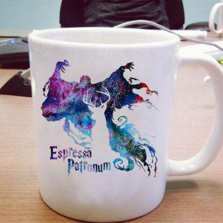 expresso patronum mug