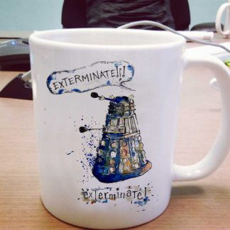 exterminate doctor who