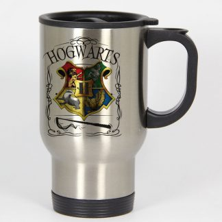 Hogwarts Alumni school Harry Potter travel mugs coffee mug tea mug