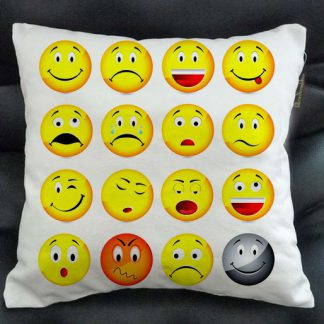 emoticon pillow