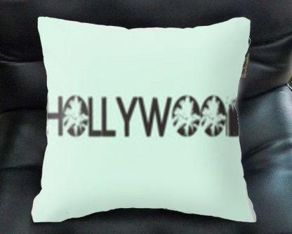 hollywood pillow mint green