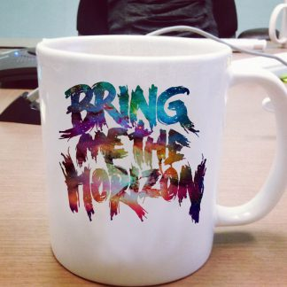 Bring me the horizon galaxy nebula