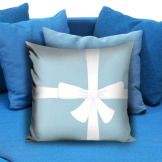 Something Blue Pillow