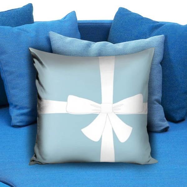 Something Blue Pillow