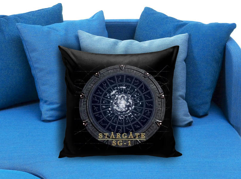 Stargate SG 1 TV Series Logo