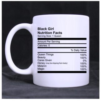 black girl nutrition facts