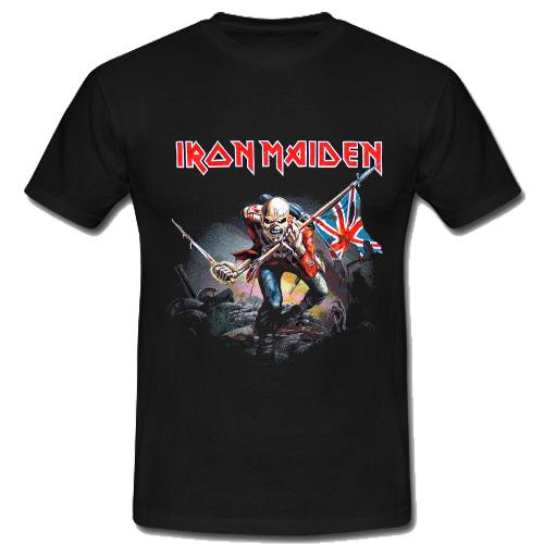 Iron Maiden The Trooper T Shirt