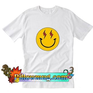 Balvin Smile Emoticon T-Shirt