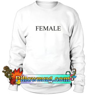 Female Sweatshirt