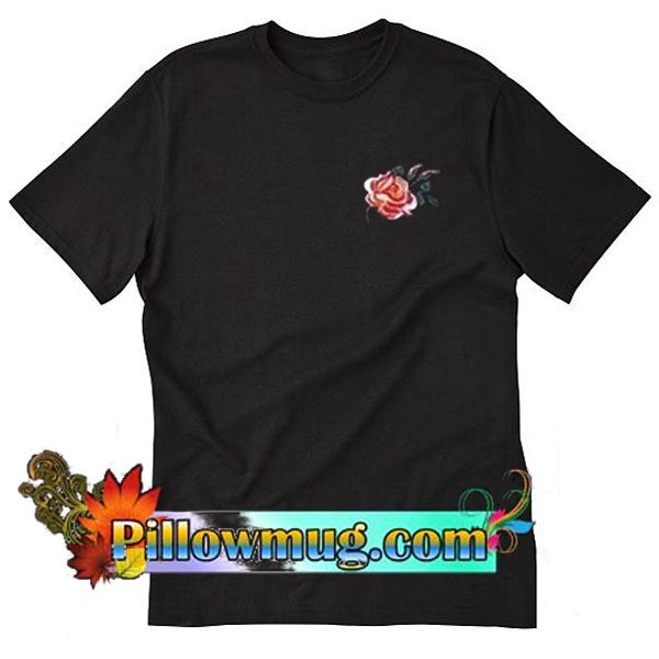 Rose Flower T-Shirt