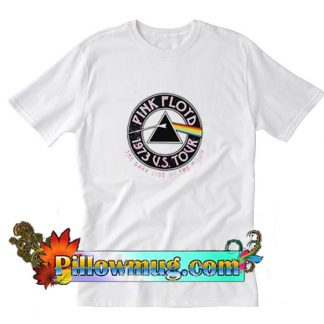 Pink Floyd 1973 US Tour T-Shirt