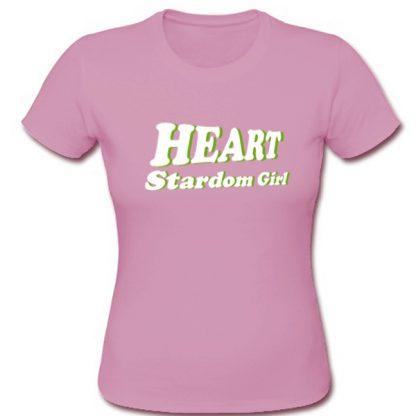 Heart Stardom Girl t shirt SU