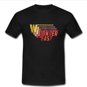 Wonder fast T Shirt SU