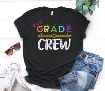 2nd Grade Crew T-Shirt