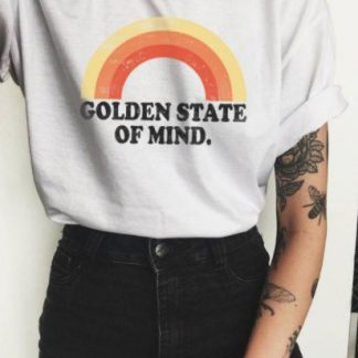GOLDEN STATE OF MIND T-SHIRT