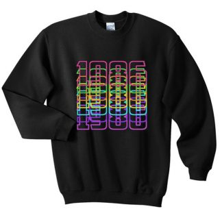 1986 sweatshirt AY