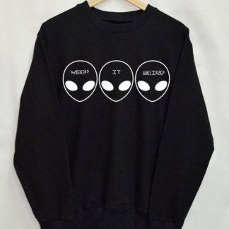 Alien's Sweatshirt AY