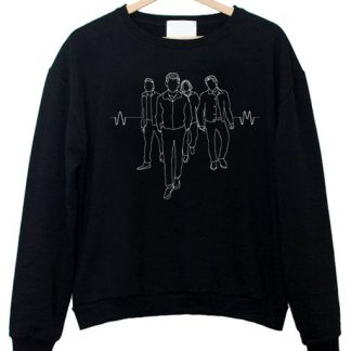 Arctic Monkeys cellphone Sweatshirt ay