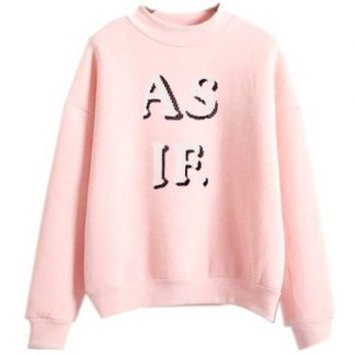 As-If-Pink-Sweatshirt- AY